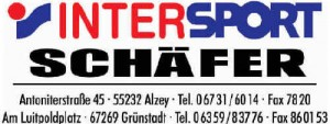 Sponsor - Intersport Schäfer