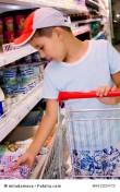 Einkaufstraining  für Grundschüler